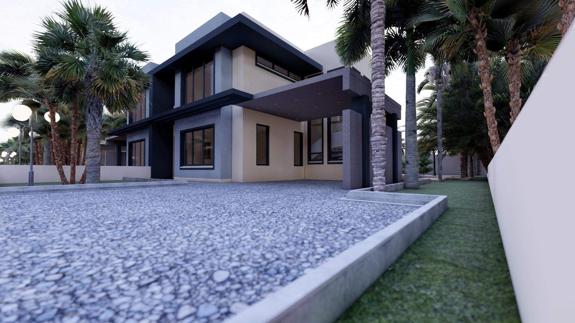 Ukunda Villas